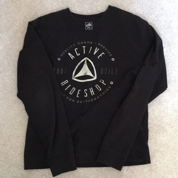 Active Ride Shop Other - Active Ride Shop Crewneck
